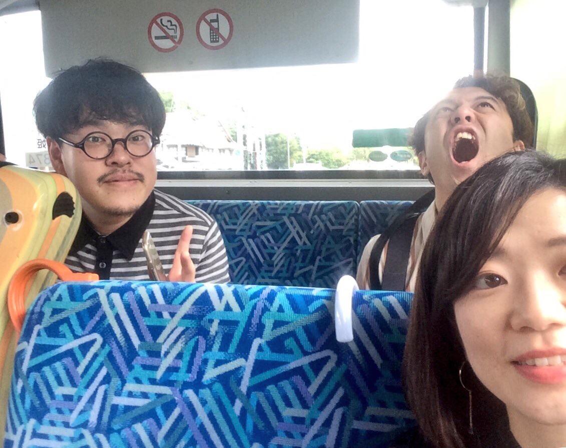トリオモノツアー関西方面3日間です!特に明日大阪ぜひ