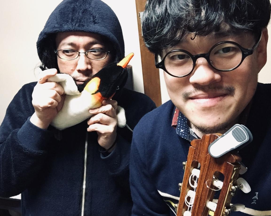 1/14月祝 伊藤志宏 大柴拓 デュオライブ