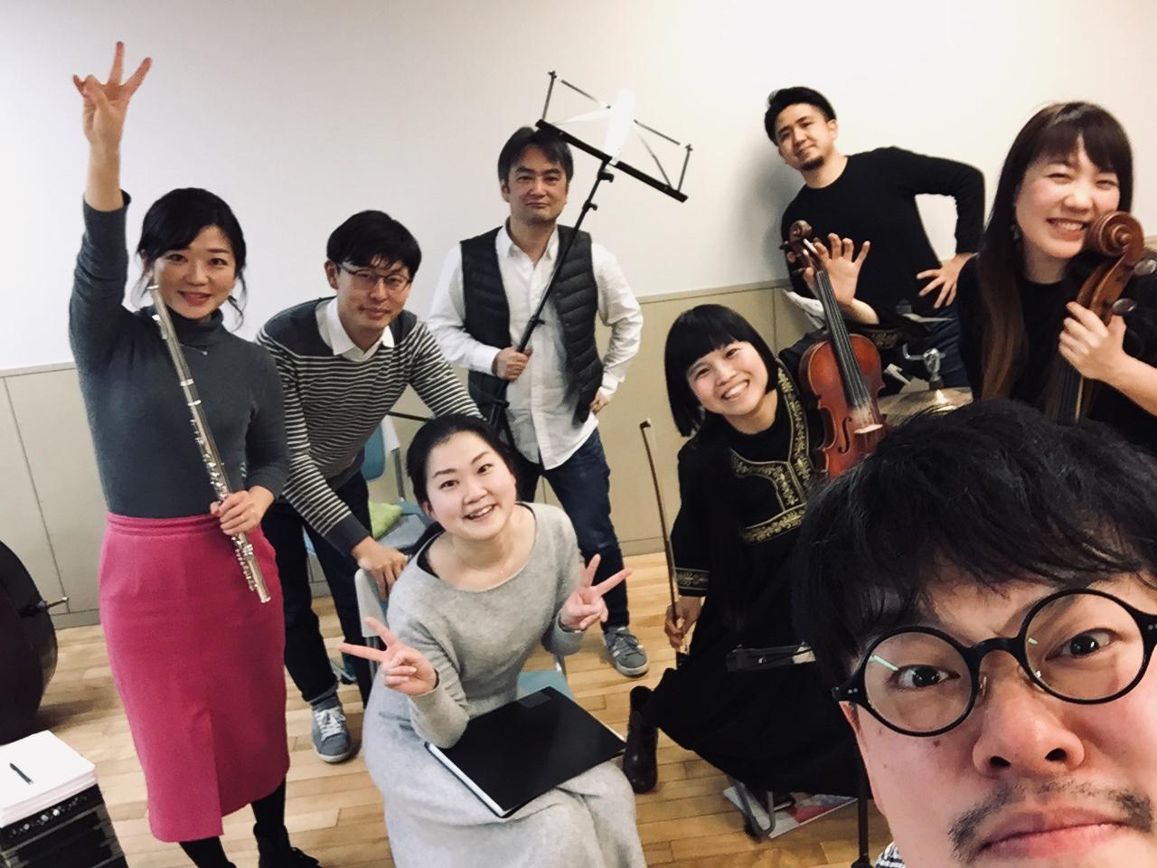 明日3/5 Ensemble para furores ライブです